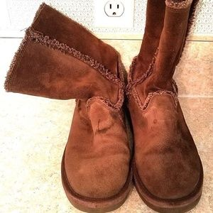 American Eagle Outfitters brown boots womens  7